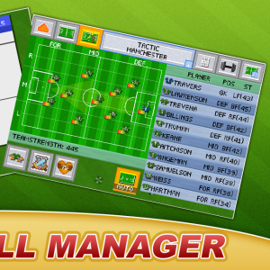 Football Manager Pocket - Club Managment 2018